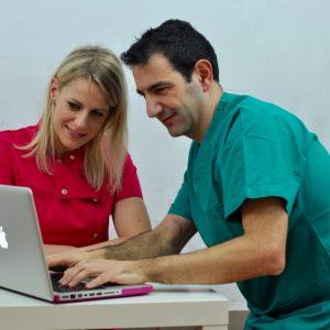 Dentisti specialisti in ortodonzia invisibile Invisalign provider a genova
