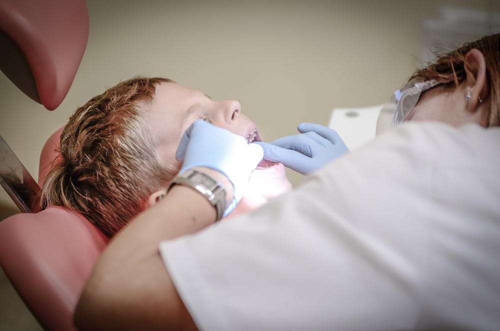 visita dentista bambini