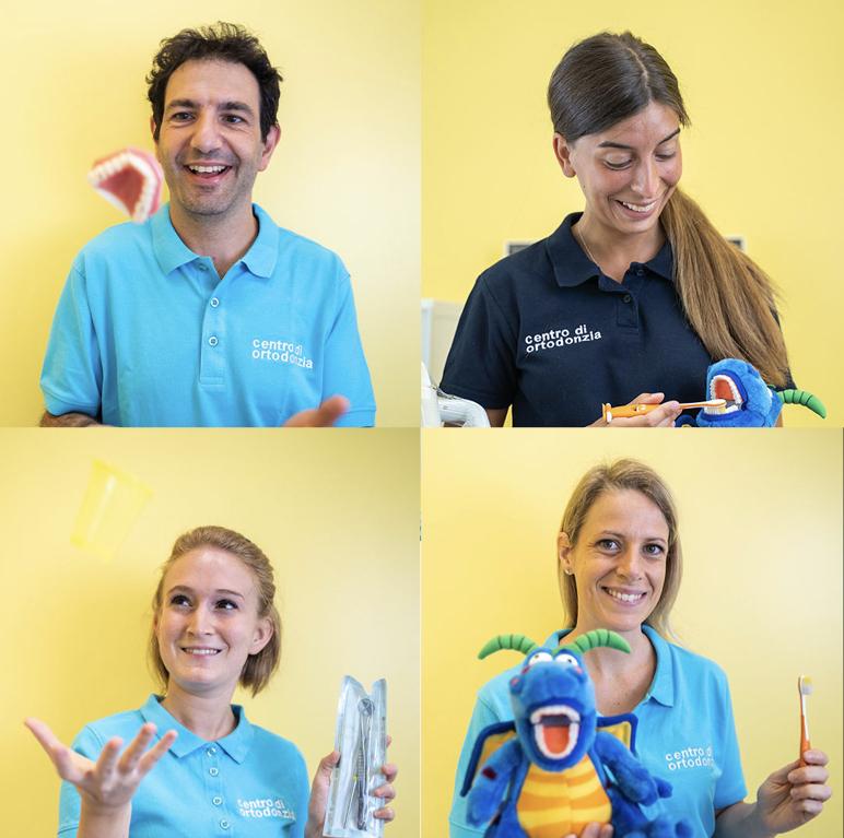 gli specialisti in ortodonzia del centro di ortodonzia di genova